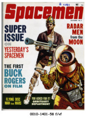 Spacemen #5 © October 1962 Warren/Spacemen