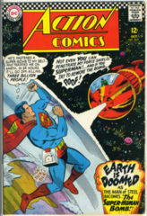 ACTION COMICS #342 © 1966 DC Comics