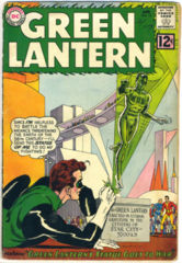 GREEN LANTERN #012 © 1962 DC Comics
