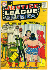 JUSTICE LEAGUE of AMERICA #007 © November 1961 DC Comics