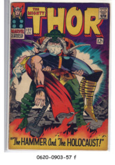 Thor #127 © April 1966, Marvel Comics