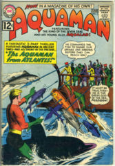 AQUAMAN v1#03 © June 1962 DC Comics