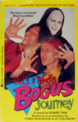 Bill and Ted's Bogus Journey © 1991 Tine Berkley PB
