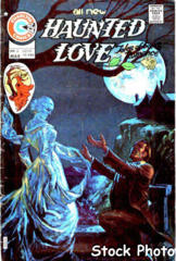 Haunted Love #08 © March 1975 Charlton
