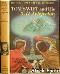 Tom Swift and His 3-D Telejector #24 © 1964 Victor Appleton II