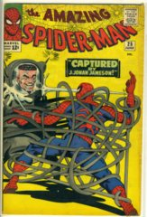 Amazing Spider-Man #025 © 1965 Marvel Comics