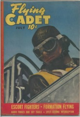 Flying Cadet v2#6 © July 1944 Flying Cadet Publishing Company