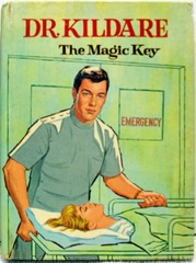 Dr. Kildare, The Magic Keys © 1964 Whitman 1519