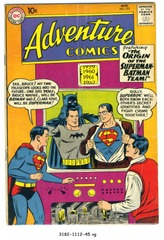 ADVENTURE COMICS #275 © 1960 DC Comics