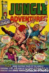 Jungle Adventures v2#1 © March 1971 Skywald Comics