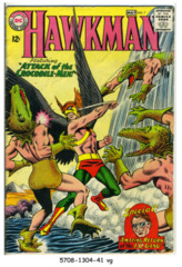 Hawkman #07 © April-May 1965 DC Comics