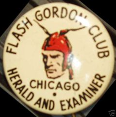 FLASH GORDON CLUB © 1930s Chicago Herald and Examiner