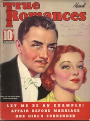True Romance v25#1 © March 1937 Macfadden Publications