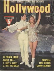 Hollywood v30#10 © October 1941 Fawcett Publications
