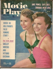 Movie Play v8#4 © July 1954 Actual Publishing