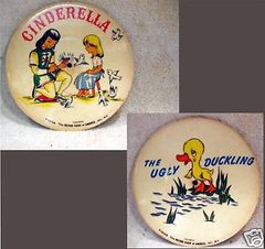 CINDERELLA, THE UGLY DUCKING © Record Guild of America