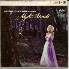 Jackie Gleason Night Winds Parts 1&2 © Capital EBF 1-717
