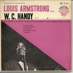 Louis Armstrong plays W. C. Handy v1, Columbia B-467