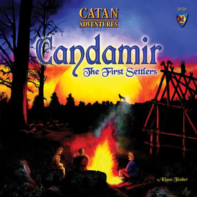 Settlers of Catan: Candamir First Settlers