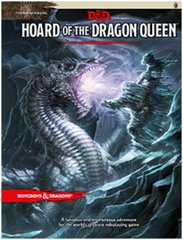 Tyranny of Dragons Pt1: Hoard of the Dragon Queen © 2014