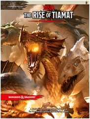 Tyranny of Dragons Pt2: The Rise of Tiamat © 2014
