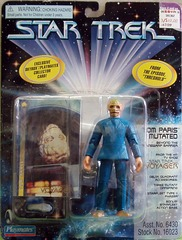 Star Trek Tom Paris Mutated © 1997 Playmates 16023