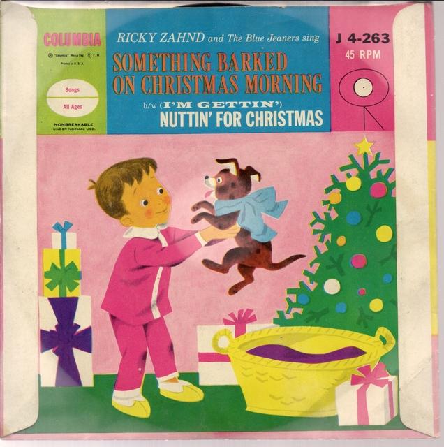 Nuttin For Christmas.Ricky Zahnd I M Gettin Nuttin For Christmas Something