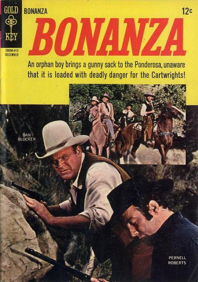 Bonanza #11 © December 1964 Gold Key