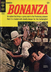 Bonanza #11 © December 1964 Gold Key