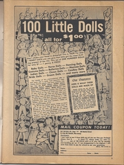 100 Little Dolls for $1.00 - 1965 Mail Order Offer - 11pcs