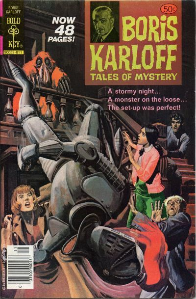 Boris Karloff Tales of Mystery #86 © November 1978 Gold Key