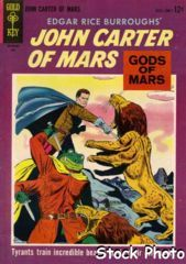 John Carter of Mars #2 © July 1964