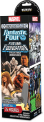 Marvel HeroClix: Fantastic Four Future Foundation Booster Brick
