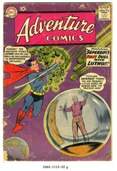 ADVENTURE COMICS #271 © 1960 DC Comics