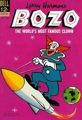 Bozo #2 © April-June 1963 Dell