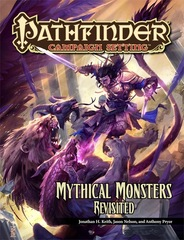 Pathfinder Campaign Setting: Mythical Monsters Revisited (PFRPG)