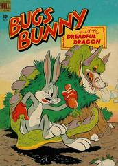 Bugs Bunny and the Dreadful Dragon © April 1948 Dell  Four Color #187
