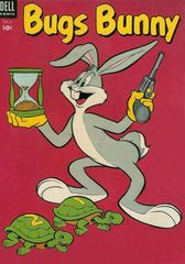 Bugs Bunny #033 © October 1953 Dell