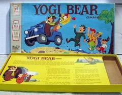 YOGI BEAR Game © 1971 Milton Bradley 4107