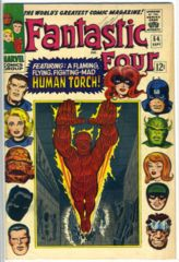 Fantastic Four #054 © September 1966 Marvel Comics