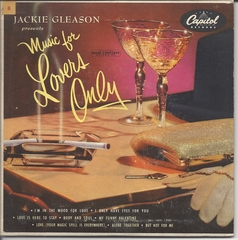 Jackie Gleason, Music for Lovers Only, Capital EBF352