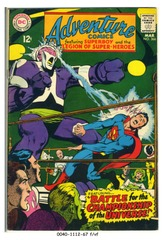 ADVENTURE COMICS #366 © 1968 DC Comics