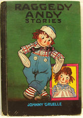 Raggedy Andy Stories by Johnny Gruelle © 1960 edition