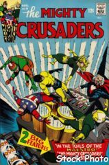 The Mighty Crusaders #6