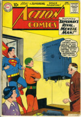 ACTION COMICS #272 © 1961 DC Comics