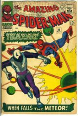Amazing Spider-Man #036 © May 1966 Marvel Comics