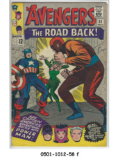 The Avengers #022 © November 1965, Marvel Comics