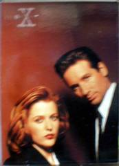 X-FILES Card Set Series 3 © 1996 Topps