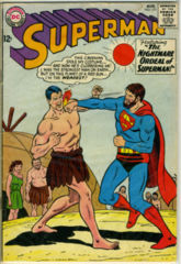 SUPERMAN #171 © August 1964 DC Comics
