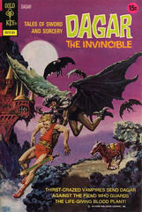 Dagar the Invincible #03 © April 1973 Gold Key